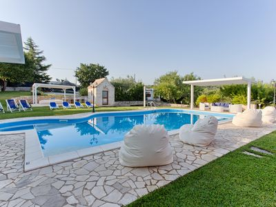 Photo for Your holiday villa in the ITRIA VALLEY