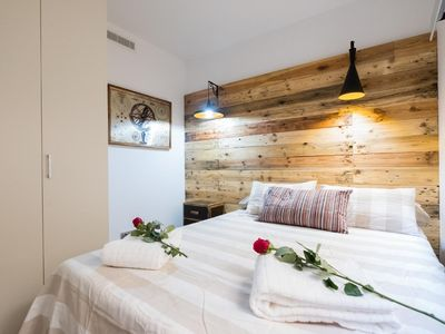 Photo for Holiday apartment Barcelona for 2 - 4 persons with 2 bedrooms - Holiday apartment