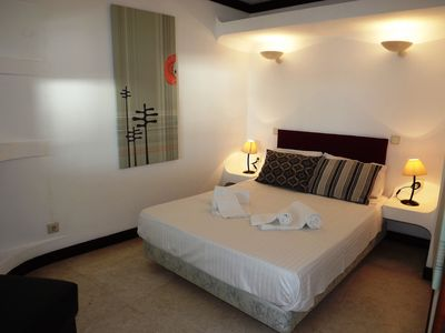 Photo for 1 Bed apartment on the beach eith AC and WIFI