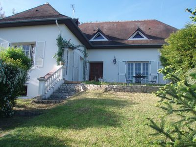 Photo for Beautiful comfortable family home 3 km from chenonceaux