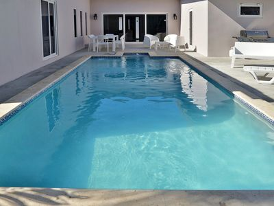 Photo for BRAND NEW  villa with a private pool.