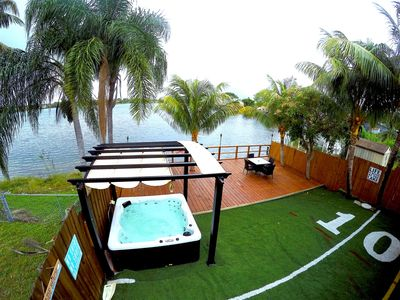 Photo for Spend Your Dream Vacation In This Beautiful Lake View Home In Fort Lauderdale