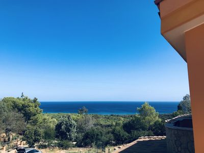 Photo for Residenza I Ginepri - with garden, a few steps from the sea