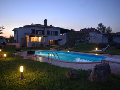 Photo for Beautiful Istrian Style Villa with private pool and WIFI