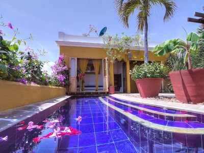 Photo for Luxury Spanish Colonial House in Cartagena Colombia