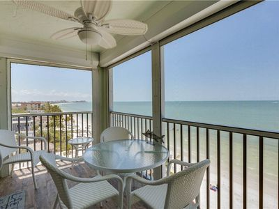Photo for Strandview Tower 701, Sleeps 4, 2 Bedrooms, Beach Front, Pool, Elevator