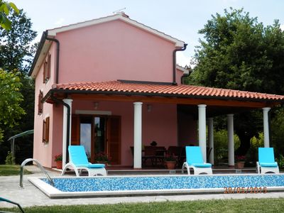 Photo for Holiday house Zminj for 1 - 8 persons with 4 bedrooms - Holiday home