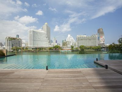 Photo for Bangkok CBD Luxury Apt.BTS by River