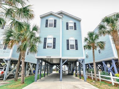 Photo for 5BR House Vacation Rental in Surfside Beach, South Carolina