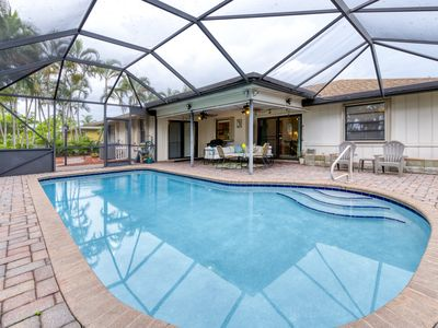 Photo for Sunny Getaway! 3 BRD Pool Home On Golf Course!