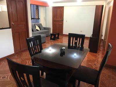 Photo for Nice apartment in Cusco