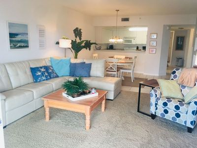 Photo for Enjoy Stunning views of the beach in this 2/2 Condo. OW1-405