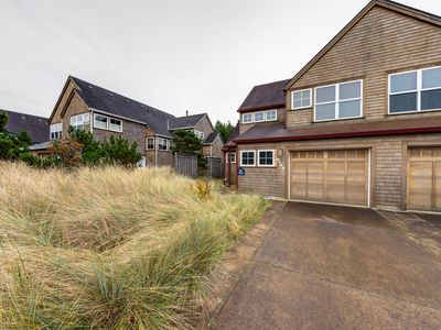 Photo for NEW LISTING! Beautifully modern home w/ great beach access & gas fireplace!