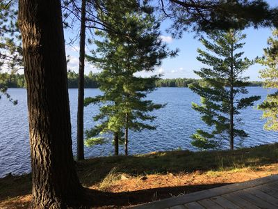 Photo for Private Get Away Cottage on Weslemkoon- Boat Access