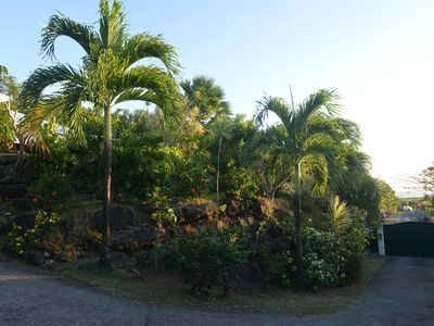 Photo for Beautiful villa not overlooked forest edge vis Caribbean sea view 300m BEACH