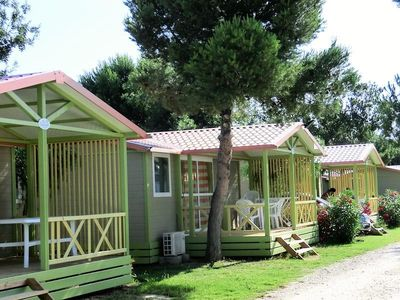 Photo for Camping Le Soleil de la Méditerranée **** - Mobil Home 4 Rooms 6 People Air-conditioned