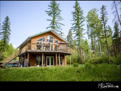 Photo for Escape Away, 2 BBQ, Dog Stays Free! Lake Front Cottage Cranbrook BC