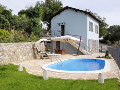 Photo for Vacation home Casa Azzurra (IMP655) in Imperia - 4 persons, 1 bedrooms
