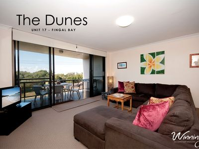 Photo for 3BR Apartment Vacation Rental in Fingal Bay, New South Wales