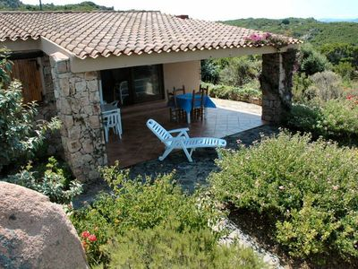 Photo for 3BR Villa Vacation Rental in Costa Paradiso, Sardegna