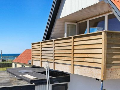 Photo for Beautiful Apartment in Lokken Jutland with Balcony