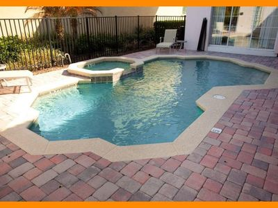 Photo for Reunion Resort 958 - villa with pool, near Disney & free waterpark access