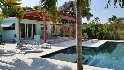 Photo for House / Villa with private pool - Dania Beach / 4 personnes