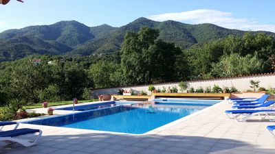 Photo for Cozy cottage with quiet pool Albères and 15 minutes from Argelès beach