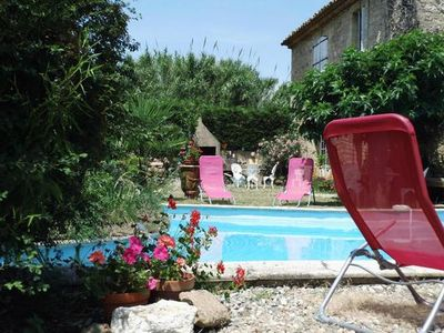 Photo for Apartment Pézenas for 2 - 4 people 2 bedroom - Apartment in farmhouse