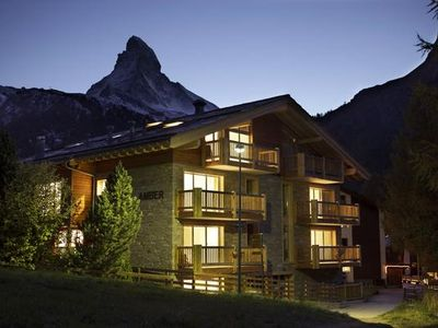Photo for Holiday apartment Zermatt for 6 persons with 3 bedrooms - Holiday apartment