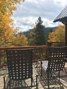 Photo for Spacious and Secluded Mountain Lodge with Spectacular Views