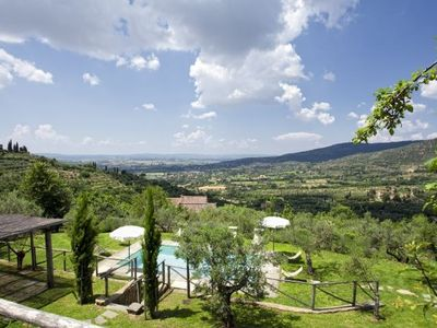 Photo for CHARMING VILLA in Cortona with Pool & Wifi.  We respond 24/7