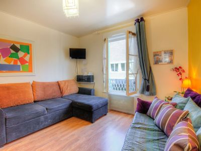 Photo for Apartment Mirabeau in Deauville-Trouville - 2 persons, 1 bedrooms