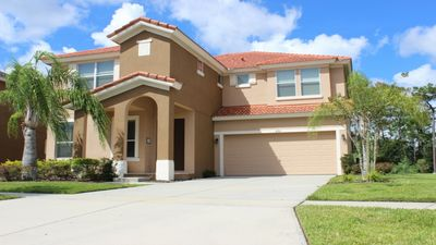 Photo for Luxury on a budget - Bella Vida Resort - Welcome To Cozy 6 Beds 5.5 Baths  Pool Villa - 7 Miles To Disney