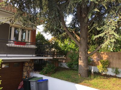 Photo for Nice family home 30 minutes from the center of Paris!