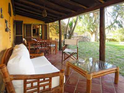 Photo for Vacation home Villa Multineddu (PAU530) in Palau - 8 persons, 2 bedrooms
