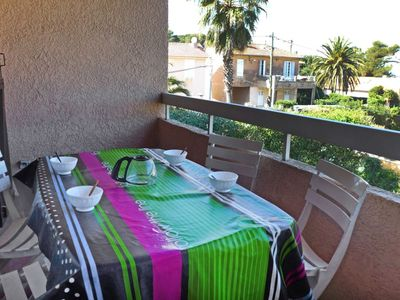 Photo for Apartment in Fréjus with Parking, Internet, Terrace (327665)