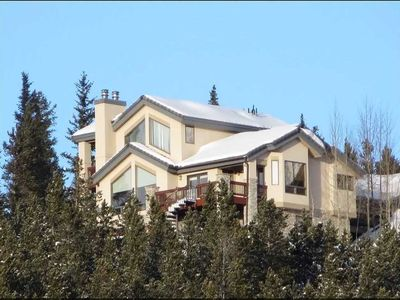 Photo for Take in Amazing Ski Area and 10 Mile Range Views from Every Room and the 4 Decks