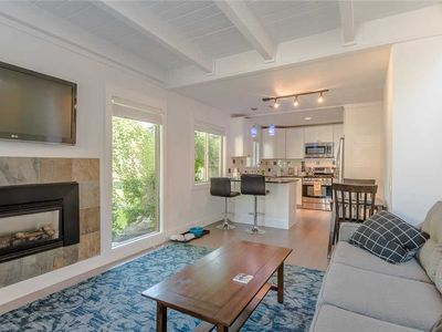 Photo for New Listing! Four Seasons Condo on Bus Route For Access to Ski Lifts and Downtown
