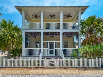 Photo for Once Upon a Time: 4 BR / 4 BA home in Carillon Beach, Sleeps 12