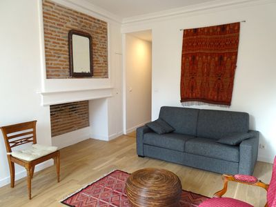 Photo for Apartment Toulouse bright center 50m2