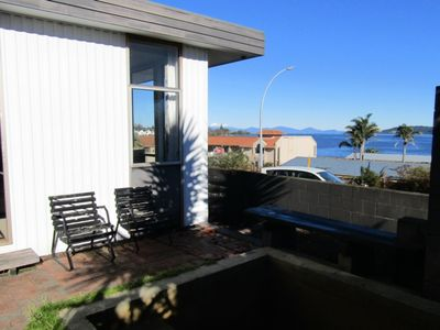 Photo for Stunning views & outdoor thermal pool