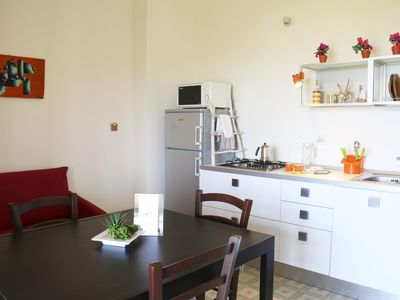 Photo for Casa del Mercante apartment in Stintino with private roof terrace & balcony.
