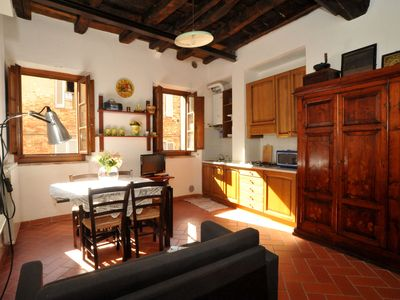 Photo for Romantic two-room apartment within the medieval walls ask for special price 3 -4 bed