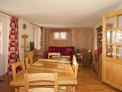 Photo for Villa with large garden, Serre Chevalier 1200 (Briancon) 4 to 6 people