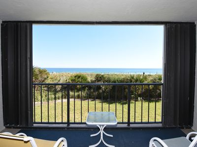 Photo for Station One - 1B Lee – Oceanfront condo with community pool, tennis, beach