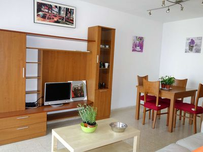 Photo for Apartment in the center of town near the beach