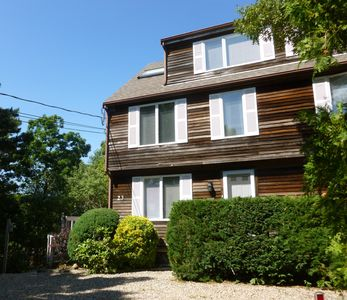 Photo for Exceptional, Centrally-Located Townhome in a Private, Wooded Setting.