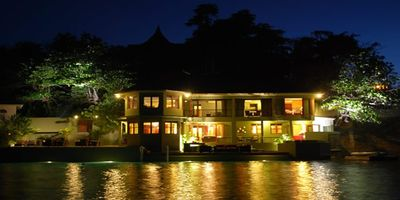 Photo for ABSOLUTE WATERFRONT LUXURY! BUTLER! CHEF! JACUZZI! Sea Star, Port Antonio 5BR