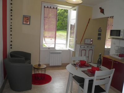 Photo for Studio 24m² 3 *** with garden, free wifi, south facing